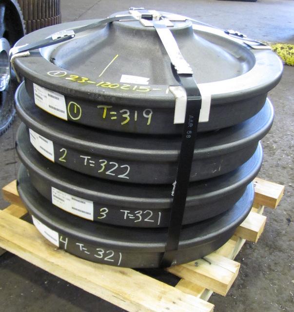 Winona 10 New Wheels
