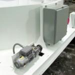 Gearmotor installation