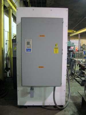 Cooling fan test system
