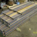Laser cut structural
