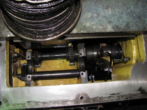 Giddings & Lewis gearbox