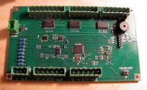 PIC24 control board