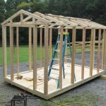 Trusses go up