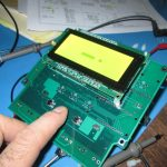 Testing Dot Matrix LCD Hardware